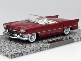 Cadillac LeMans Dream Car Baujahr 1953 rot 1:18 Minichamps
