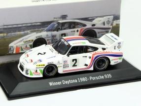 Porsche 935 #2 Winner 24h Daytona 1980 Joest, Stommelen, Merl 1:43 Spark