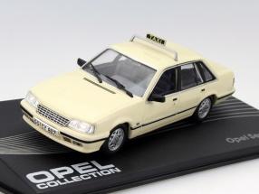 Opel Senator A2 Taxi Year 1982-86 beige 1:43 Altaya