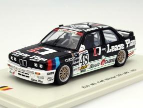 BMW M3 (E30) #48 Winner 24h Spa 1987 1:43 Spark