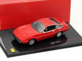 Ferrari 365 GTC/4 Year 1971 red 1:43 Ixo