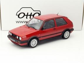 VW Volkswagen Golf GTI G60 red 1:12 OttOmobile