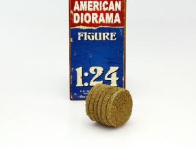 Hay Bale 1:24 American Diorama