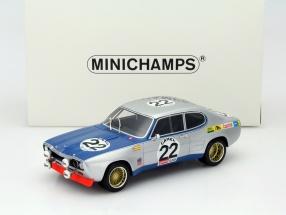 Ford Capri RS 2600 #22 Winner 24h Spa 1971 Glemser / Soler-Roig 1:18 Minichamps
