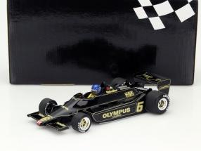 Ronnie Peterson Lotus Ford 79 #6 Formula 1 1978 1:18 Minichamps