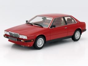 Maserati BiTurbo Coupe Baujahr 1982 rot 1:18 Minichamps