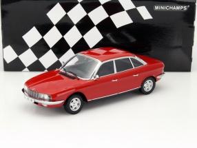 NSU Ro 80 Year 1972 red 1:18 Minichamps