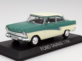 Ford Taunus 17M green 1:43 Altaya