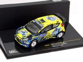 Ford Fiesta RS WRC #23 Rally Finland 2013 Andersson, Axelsson 1:43 Ixo