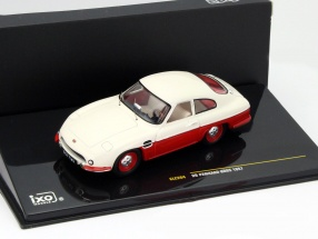 DB Panhard HBR5 Year 1957 beige / red 1:43 Ixo