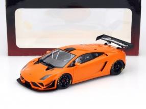 Lamborghini Gallardo GT3 FL2 Baujahr 2013 orange 1:18 AUTOart