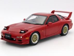 Mazda Efini RX-7 (FD) Tuned Version Baujahr 1991 rot 1:18 AUTOart