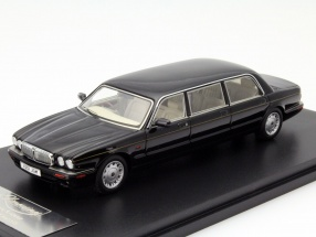 Wilcox Daimler V8 X308 Limousine Year 2000 black 1:43 GLM