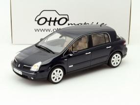 Renault Vel Satis 3.5 V6 Baujahr 2005 dunkelblau 1:18 OttOmobile