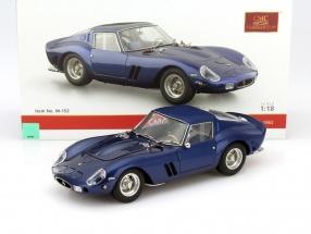Ferrari 250 GTO Baujahr 1962 blau 1:18 CMC