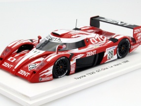 Toyota GT-One #28 24h LeMans 1998 Brundle, Helary, Collard 1:43 Spark