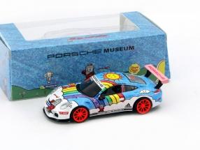 Porsche 911 (991) #88 Singapore Final PCCA 2015 Perfetti 1:64 Spark