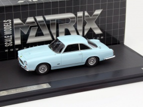 Gordon Keeble GT Year 1960 Light Blue 1:43 Matrix