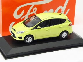 Ford C-Max yellow 1:43 Minichamps