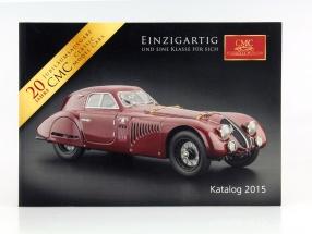 20 Jahre CMC Katalog 2015 Deutsch