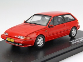 Volvo 480 Turbo Baujahr 1987 rot 1:43 Triple 9
