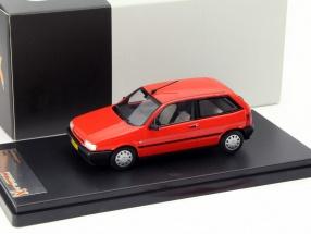Fiat Tipo 3-door Year 1995 red 1:43 Premium X