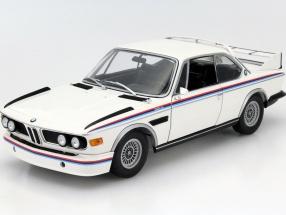 BMW 3.0 CSL Baujahr 1973-75 weiß 1:18 Minichamps