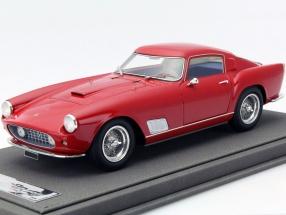 Ferrari 250 TDF Faro Diritto Baujahr 1958 rot 1:18 BBR