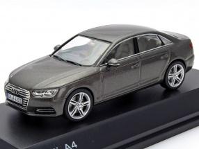 Audi A4 argus brown 1:43 Spark