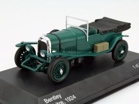 Bentley 3 Litre Baujahr 1924 grün 1:43 WhiteBox