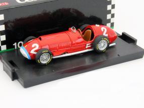A. Ascari Ferrari 375 #2 GP Italy Formula 1 1951 1:43 Brumm