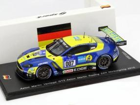 Aston Martin Vantage GT3 #007 24h Nürburgring 2015 1:43 Spark