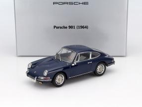 Porsche 901 Baujahr 1964 baliblau 1:18 CMC