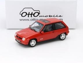 Opel Corsa GSI rot 1:18 OttOmobile