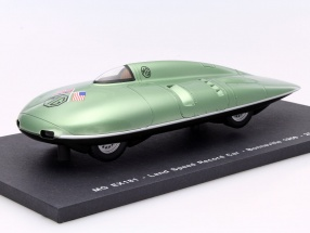 MG EX181 Land Speed Record Car Bonneville 1959 grün 1:18 CMR