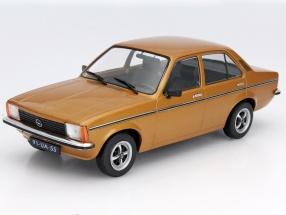 Opel Kadett C2 Baujahr 1977 gold 1:18 Triple9