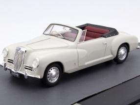 Lancia Aurelia B50 Cabriolet Year 1950 white 1:43 Matrix
