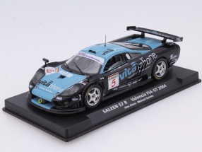 Saleen S7-R #5 Valencia FIA GT 2004 Alzen, Bartels 1:43 Fly Car Model