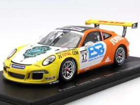 Porsche 911 GT3 #17 Supercup Champion 2015 Eng 1:43 Spark