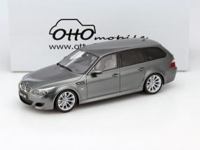 BMW M5 (E61) Touring Year 2007 silver 1:18 OttOmobile
