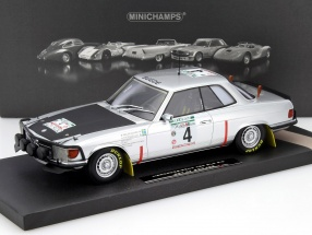 Mercedes-Benz 450 SLC 5.0 #4 Rally Bandama 1979 Waldegard, Thorszelius 1:18 Minichamps