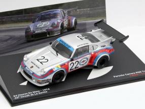 Porsche Carrera RSR Turbo #22 2nd 24h LeMans 1974 van Lennep, Müller 1:43 Altaya