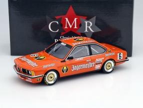 BMW 635 CSI #6 DPM 1984 H.-J. Stuck Jägermeister Brun Motorsport 1:18 CMR