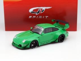Porsche 911 (993) RWB green 1:18 GT-SPIRIT