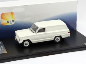 Kaiser Jeep Panel Delivery Year 1962 white 1:43 GLM