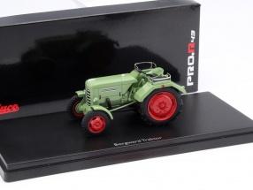Borgward Traktor grün 1:43 Schuco