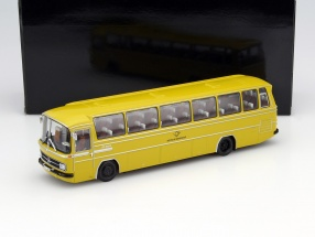 Mercedes-Benz O 302 Deutsche Bundespost Baujahr 1965 gelb 1:43 Minichamps