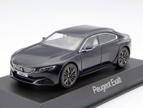 Peugoet Concept Car Exalt Version 2015 dark blue / Black metallic 1:43 Norev