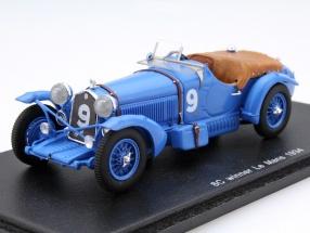 Alfa Romeo 8C 2300 #9 Winner 24h LeMans 1934 Chinetti / Etancelin 1:43 Spark