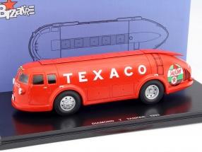 Diamond T Tanker Texaco Truck Baujahr 1933 1:43 Spark Bizarre